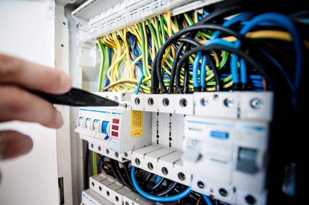 instalación cuadro eléctrico